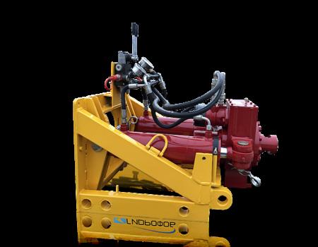 Directional thrust boring machine UPKT-30BU to buy